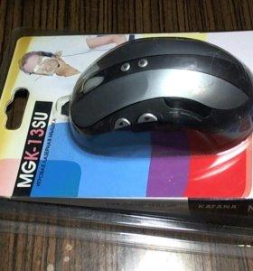 Мышь USB игровая MGK-13SU Новая