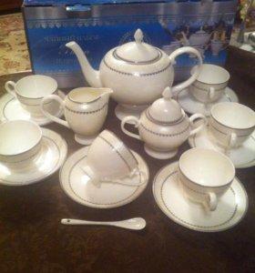 Чайный сервиз 16 предметов