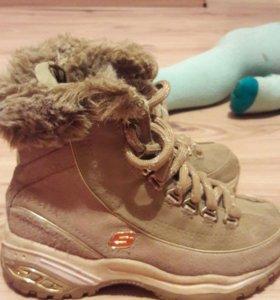 Ботинки зимние 28 размер