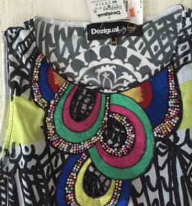 Платье от Desigual новое