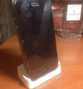 Док станция для iPhone 4