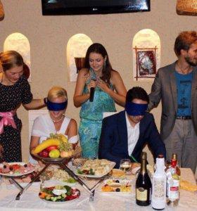 Ведущая(тамада) и dj на свадьбу, юбилей,корпоратив
