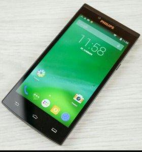 Philips s398 Обменяю на iphone