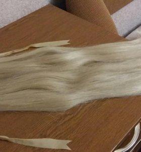 Шиньон искусственный для хвоста