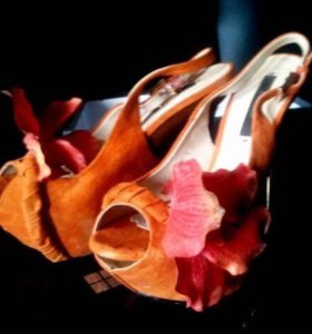 Туфли босоножки Paolo Conte