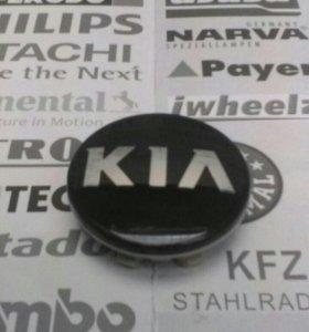 Колпачок ступицы колеса KIA N°52960-4X100 черный
