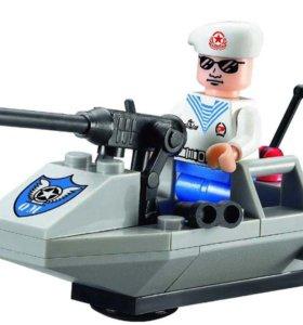 Конструктор Военно-морской катер