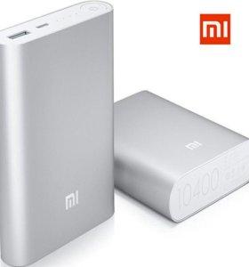 Внешний аккумулятор Xiaomi Mi Power-Bank 10400 mAh
