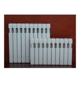 Чугунный радиатор (для системы отопления)