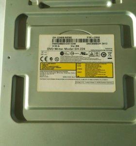DVD Writer SH-224 sata для пк