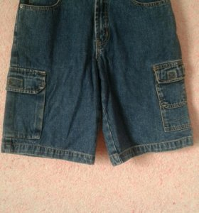 Шорты джинс. Подростк.