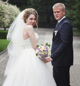 """Свадебная фотосъёмка (пакет """"стандартный"""")"""