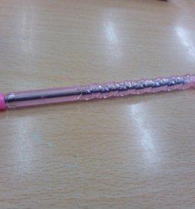 Ручка синяя(паста)