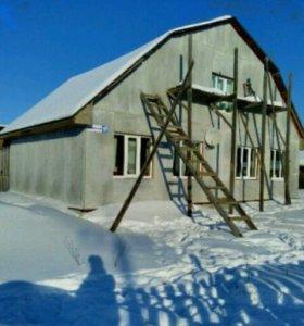 Дом 126 м² на участке 12 соток