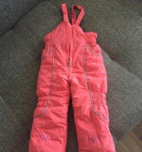 Новые тёплые штаны
