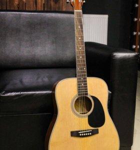 Новая акустическая гитара Homage