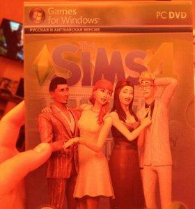 продам диск  симс 4