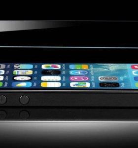 Защитное стекло iPhone 0.33 мм