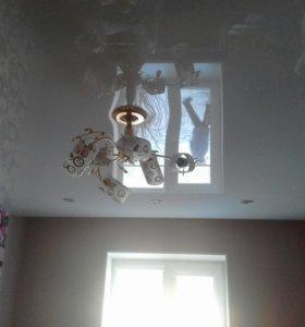 Натяжные потолки моздок