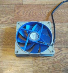 Вентилятор корпусной deepcool UF120