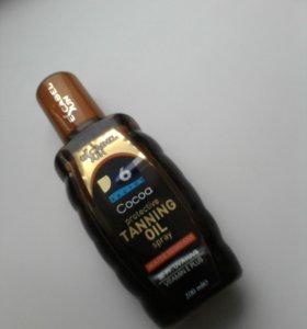 Солнцезащитное масло