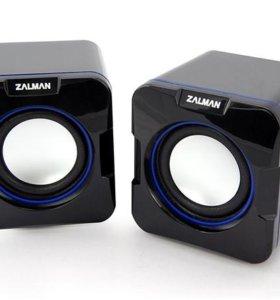 Акустическая система 2.0 Zalman ZM-S100 NEW