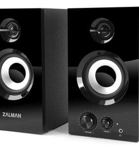 Колонки 2.0 Zalman ZM-S300 NEW