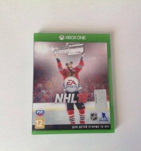 НХЛ 16 для XBOX ONE