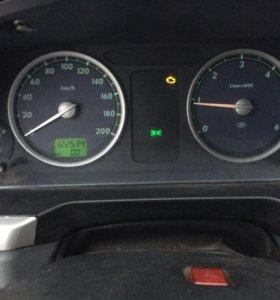 Газ Газель 33023 2,9 МТ,2010 фургон