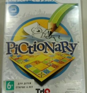 Pictionary Nintendo Wii