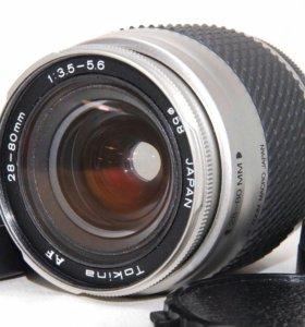 Tokina AF 28-80 Nikon