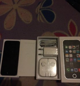 iPhone 5s Space Gray 16g