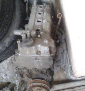 Двигатель на запчасти Ниссан