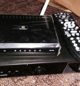 Интернет телевидение. Комплект Ресивер и роутер
