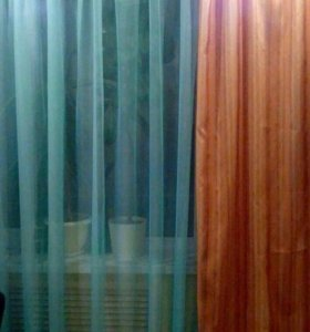 Штора на окно
