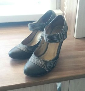 Туфли женские нат.кожа