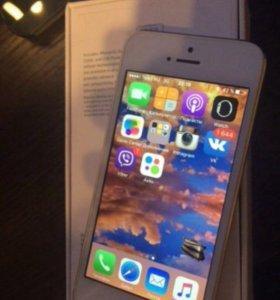 Продам iPhone 5 s 32