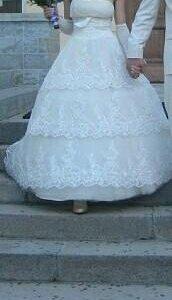 Ссювадебное платье