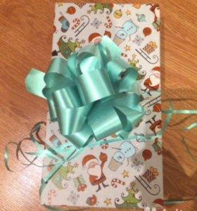 Подарочная коробка упаковка 🎁
