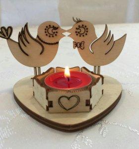 Подарок своими руками ко Дню Святого Валентина!