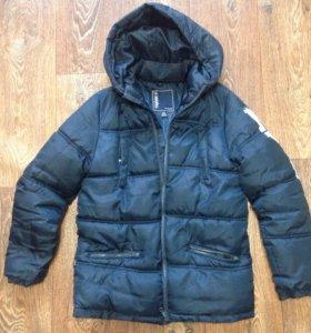 Куртка зимняя  на мальчика 152-158