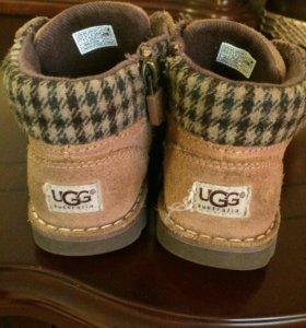 Ботиночки ugg (оригинал)б/у
