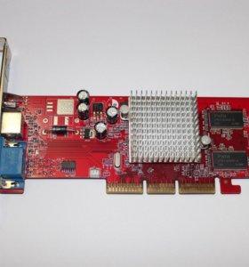 Видеокарта ATI Radeon AGP 9200 SE