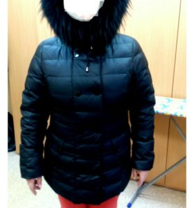Зимнии пуховик