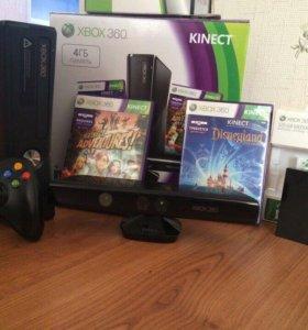 Xbox360 slim 320gb Kinect