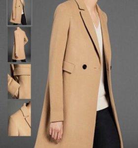 Классическое пальто Massimo Dutti