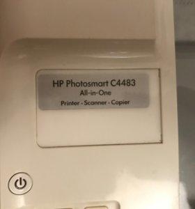 Принтер +сканер+копир