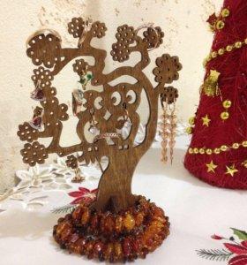 Дерево для украшений подарок