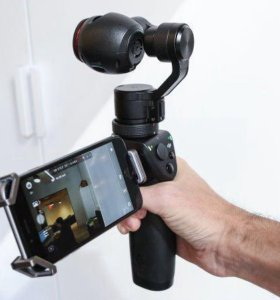 Фото-видеокамера DJI OSMO