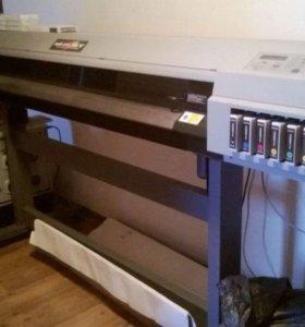 Струйный широкоформатный принтер